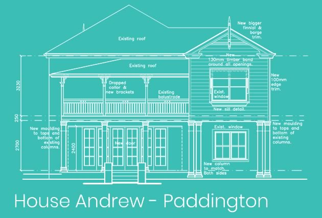 House Andrew - Paddington